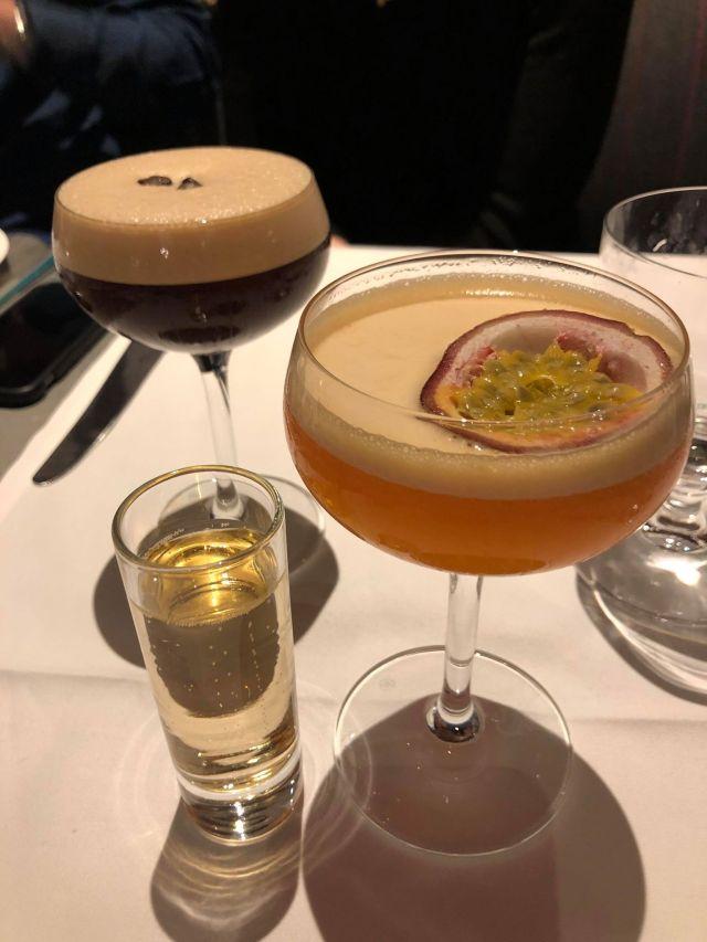 2019 cocktails